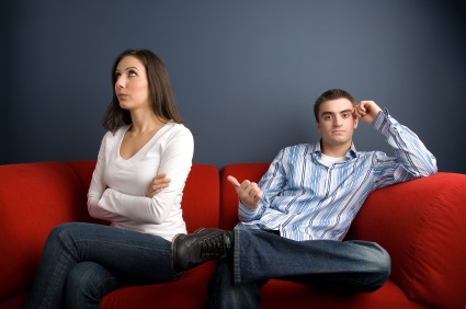 Arguing Couples