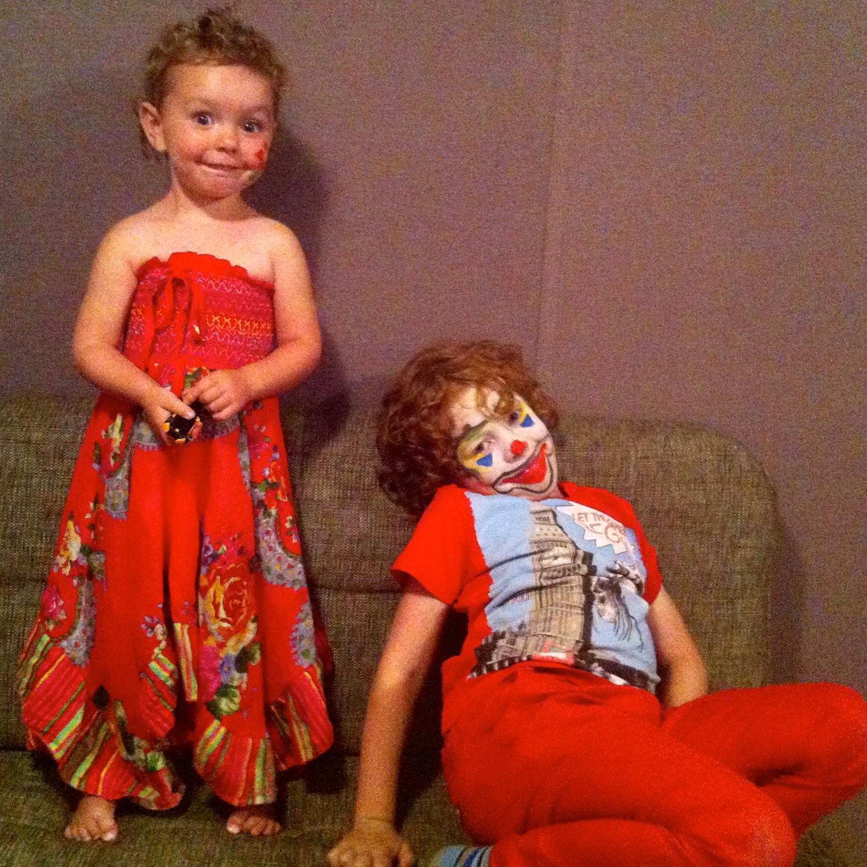 Naughty Kids