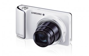 Samsung Galaxy Camera zoom