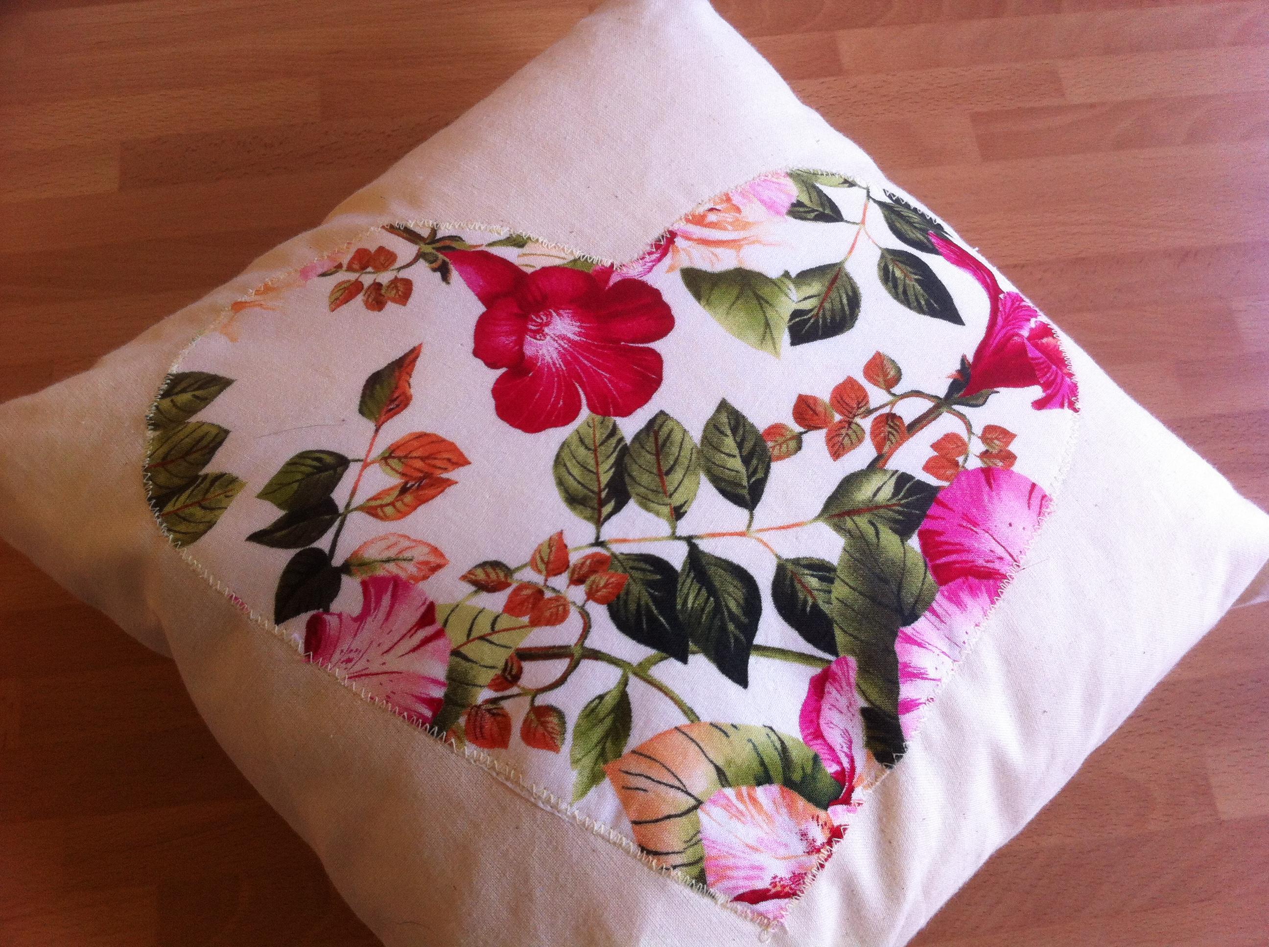 my Handmade cushion